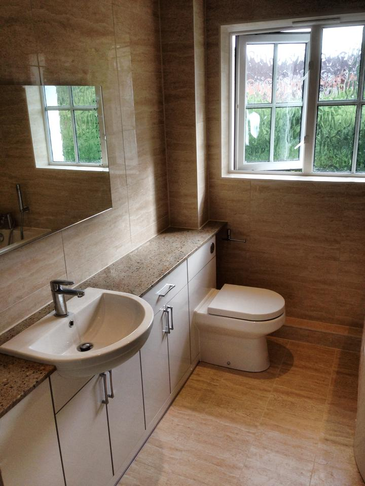 bathroom fitter Hampshire