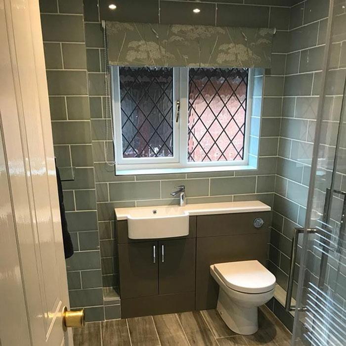 Bathroom Design Eastleigh